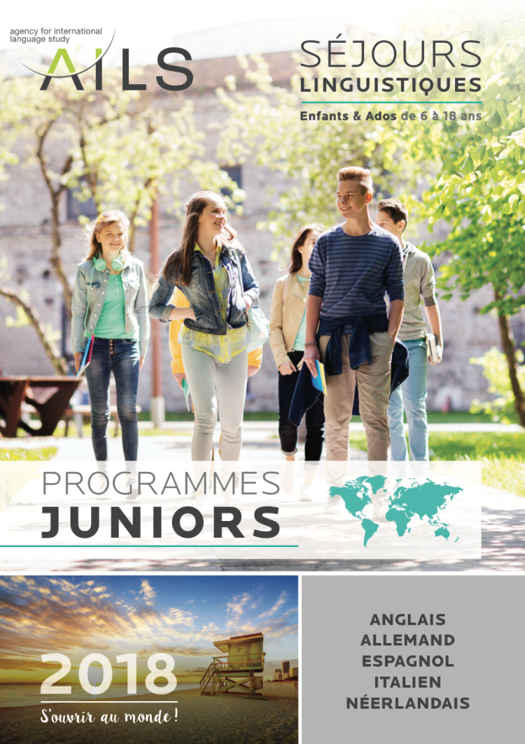 Brochure AILS Juniors - 2018