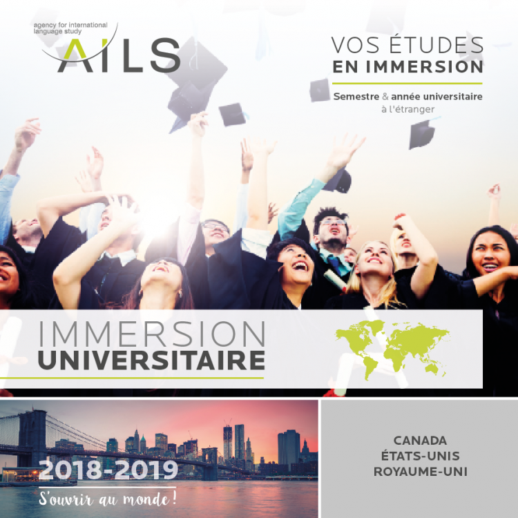 Brochure AILS Universités - 2017
