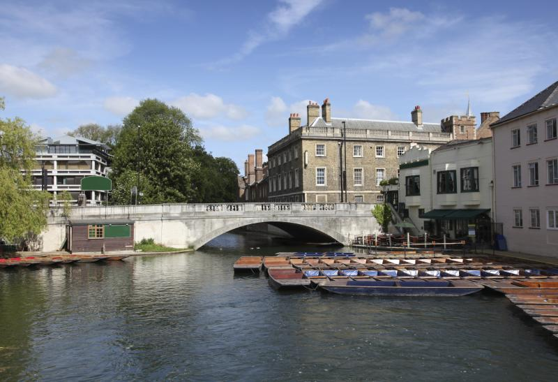 Canal de Cambridge - Angleterre